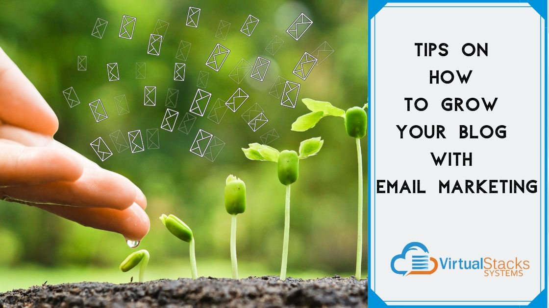 Grow a Blog with Email Marketing