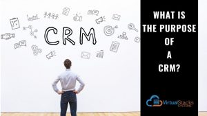 what is the purpose of a crm